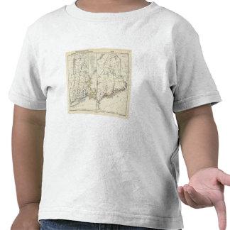 Vermont, New Hampshire, Massachusetts Camisetas