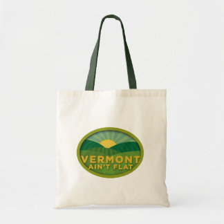 Vermont no es plano bolsa de mano