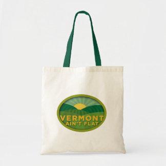 Vermont no es plano bolsa tela barata