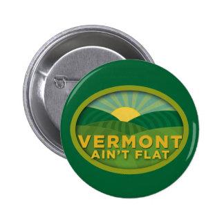 Vermont no es plano pins