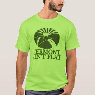 Vermont no es plano playera