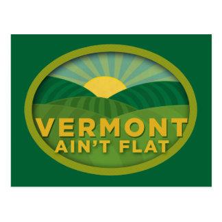 Vermont no es plano postal