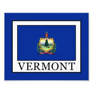 Vermont Photo Print