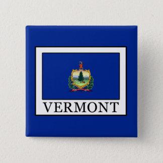 Vermont Pinback Button