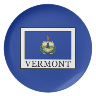 Vermont Plate