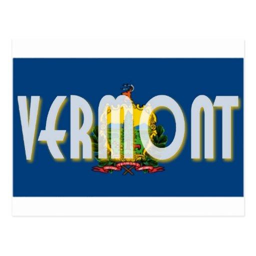 Vermont Postales