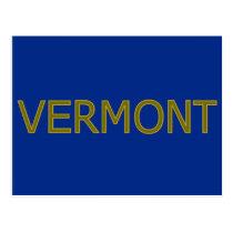 Vermont Postcard