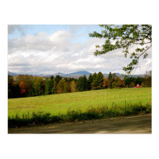 Vermont Postcard3 Postcard