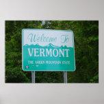 Vermont Póster