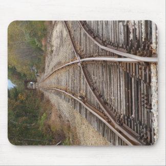 Vermont Rails Mouse Pad