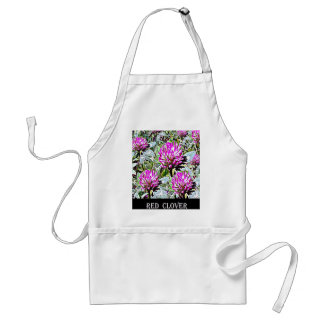 Vermont Red Clover Adult Apron