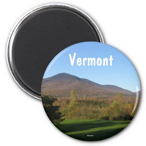 Vermont Refrigerator Magnet