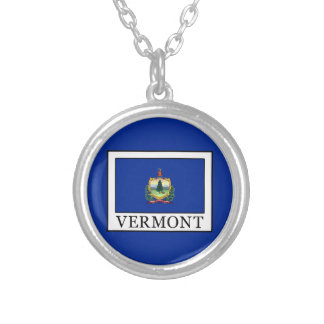 Vermont Silver Plated Necklace
