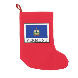 Vermont Small Christmas Stocking