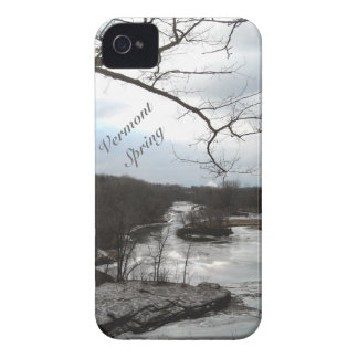 Vermont Spring iphone case iPhone 4 Cover