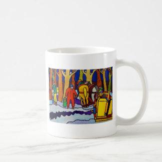 Vermont Spring J by Piliero Coffee Mug