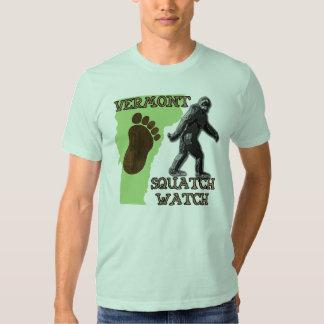 Vermont Squatch Watch Tee Shirt