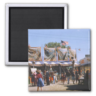 Vermont State Fair, 1941 2 Inch Square Magnet
