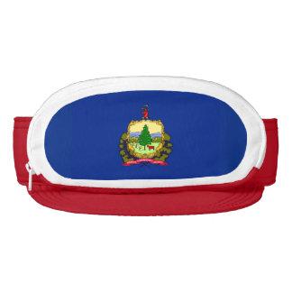 Vermont State Flag Design Visor