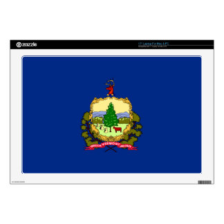 Vermont State Flag Laptop Decals