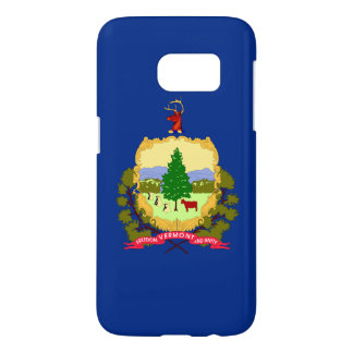 Vermont State Flag Samsung Galaxy S7 Case