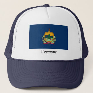 Vermont State Flag Trucker Hat