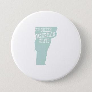 Vermont State Motto Slogan Button