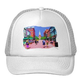 Vermont Street Painting Trucker Hat