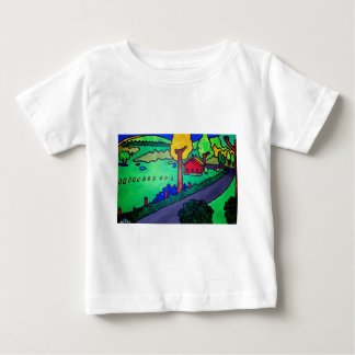Vermont Summer 3 by Piliero Baby T-Shirt