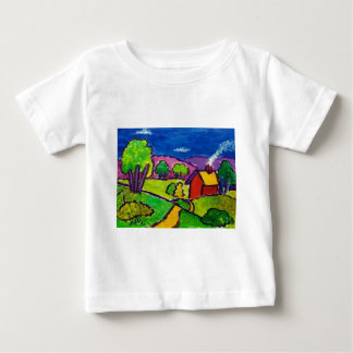Vermont Summer by Piliero Baby T-Shirt