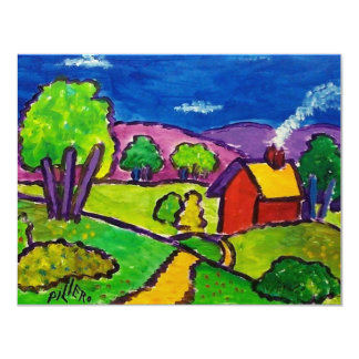 Vermont Summer by Piliero Card