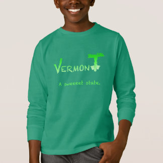 Vermont Sweet  Kids' Hanes Tagless ComfortSoft® T-Shirt