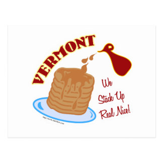 Vermont Syrup Postcard