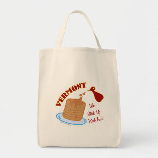 Vermont Syrup Tote Bag