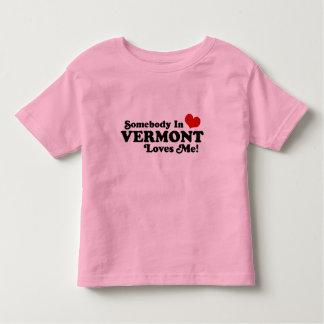 Vermont Toddler T-shirt