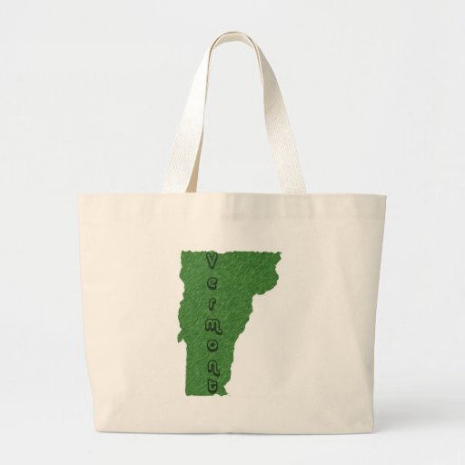 Vermont verde bolsas de mano