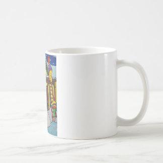 Vermont Winter Sport by Piliero Coffee Mug