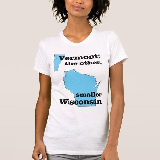 Vermont-wisconsin copy T-Shirt