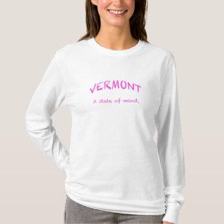 Vermont Women's Hanes Nano Long Sleeve T-Shirt