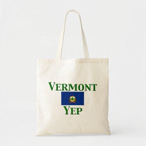 Vermont - Yep Bolsa Tela Barata
