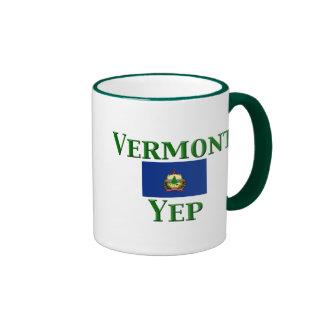 Vermont - Yep Taza De Dos Colores
