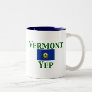 Vermont - Yep Taza De Dos Tonos