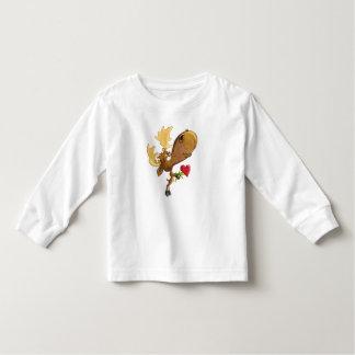 Vermoosin' Da Posies Toddler T-shirt
