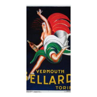 Vermouth Bellardi Torino Card