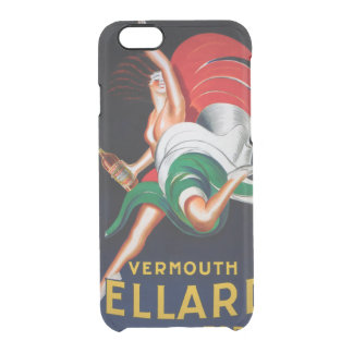 Vermouth Bellardi Torino Clear iPhone 6/6S Case