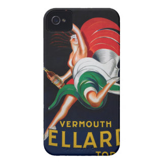 Vermouth Bellardi Torino iPhone 4 Case-Mate Cases