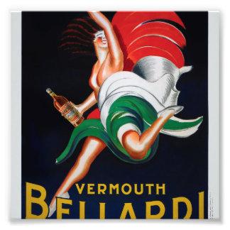 Vermouth Bellardi Torino Photo Print