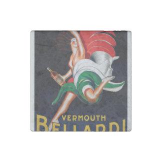 Vermouth Bellardi Torino Stone Magnet