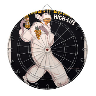 Vermouth Bianco, high-life, Isolabella Dart Boards