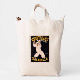 Vermouth Bianco, high-life, Isolabella Duck Bag